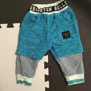 シマムラ(しまむら)の男の子 ズボン 80(パンツ)