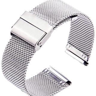クラシック ミラネーゼ 腕時計(金属ベルト)