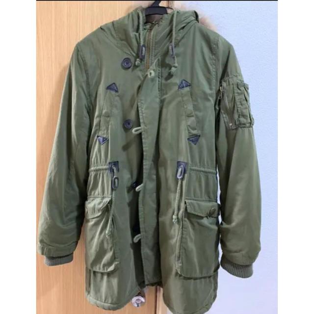 INGNI(イング)のモッズコート  INGNI レディースのジャケット/アウター(モッズコート)の商品写真