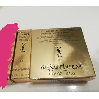 イヴサンローランボーテ(Yves Saint Laurent Beaute)のイブ・サンローランYSL 新品未開封2点 ニューイヤーコフレ2019 福袋(コフレ/メイクアップセット)