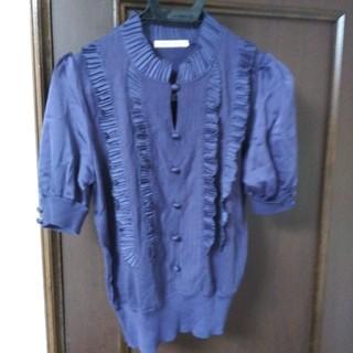 アーモワールカプリス(armoire caprice)のarmoire capriceのトップス(カットソー(半袖/袖なし))