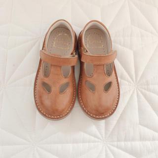 キャラメルベビー&チャイルド(Caramel baby&child )のEureka 革靴 24(フォーマルシューズ)