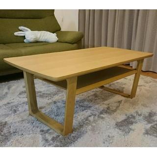 カリモクカグ(カリモク家具)のセンターテーブル(ローテーブル)