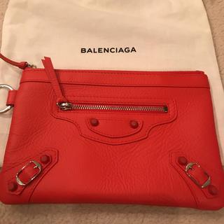 バレンシアガ(Balenciaga)の新品  バレンシアガ  BALENCIAGA ポーチ(ポーチ)