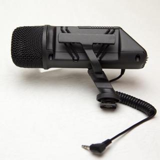 クロードモンタナ(Claude Montana)のRODE ロード Stereo VideoMic コンデンサーマイク ジャンク品(PC周辺機器)
