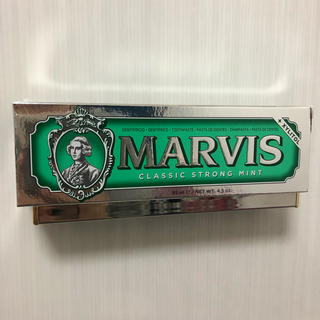 マービス(MARVIS)のMARVIS マービス 歯磨き粉(歯磨き粉)