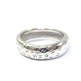 エルメス(Hermes)の美品☆ エルメス ドゥーブー リング(リング(指輪))