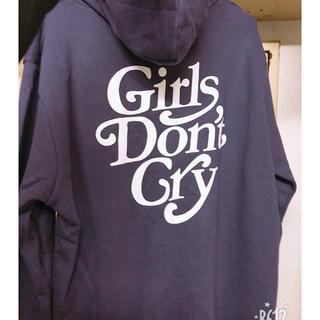 シュプリーム(Supreme)のgirl's don't cry パーカー(パーカー)