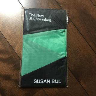 スーザンベル(SUSAN BIJL)の新品 未使用 スーザンベル エコバッグ Lサイズ 北欧(エコバッグ)