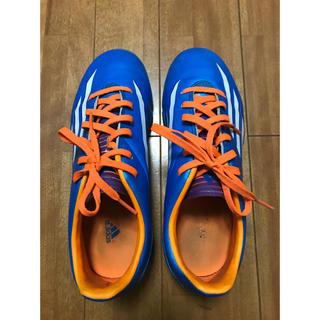 アディダス(adidas)のアディダス サッカー スパイク 24cm トレーニング シューズ 美品 人気(シューズ)