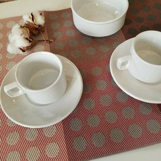 スタディオクリップ(STUDIO CLIP)のスタジオクリップ 食器 コーヒーカップ カップ&ソーサー studio CLIP(食器)