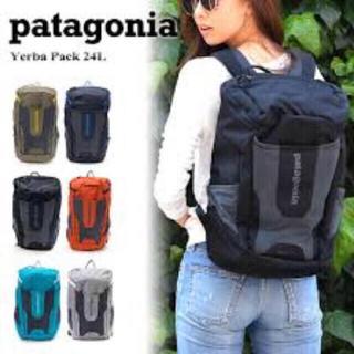 パタゴニア(patagonia)の【人気NO.1】パタゴニア/バックパック24L/新品未使用   売り切り価格(バッグパック/リュック)