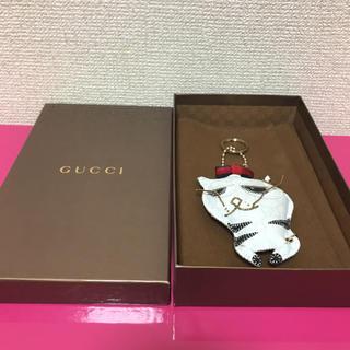グッチ(Gucci)のグッチ クレオ 猫 チャーム(チャーム)