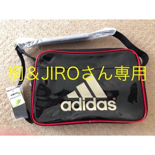 アディダス(adidas)のエナメルバッグ  アディダスADIDASエナメルショルダーバッグ M(その他)