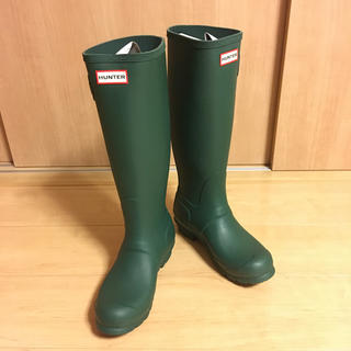 ハンター(HUNTER)のハンター レインブーツ UK5(レインブーツ/長靴)