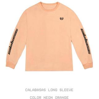 アディダス(adidas)のYEEZY supply calabasus ロンT Lサイズ 新品(Tシャツ/カットソー(七分/長袖))