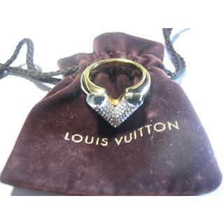 ルイヴィトン(LOUIS VUITTON)のLOUIS VUITTON エセンシャルストラスリング(リング(指輪))