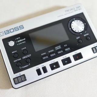 ボス(BOSS)のBOSS micro BR-80(MTR)