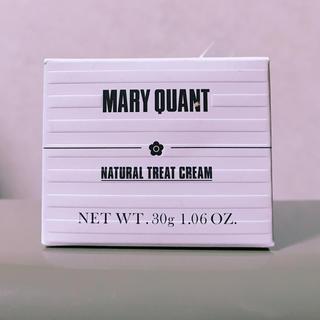 マリークワント(MARY QUANT)のマリークヮント ナチュラルトリートクリーム(フェイスクリーム)