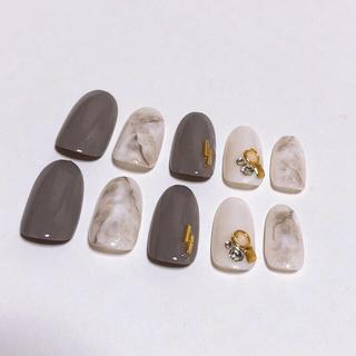 ネイルチップ (132) コスメ/美容のネイル(つけ爪/ネイルチップ)の商品写真