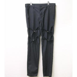 コムデギャルソンオムプリュス(COMME des GARCONS HOMME PLUS)のComme des Garçons bondage pants(ワークパンツ/カーゴパンツ)