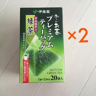 イトウエン(伊藤園)のお茶 ティーバッグ(茶)