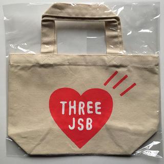 サンダイメジェイソウルブラザーズ(三代目 J Soul Brothers)の三代目JSB  トートバック(ミュージシャン)