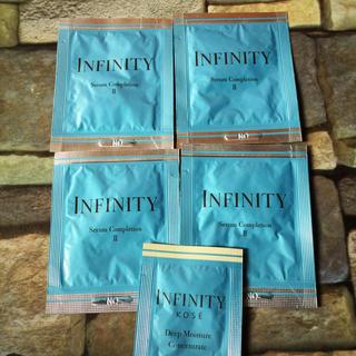 インフィニティ(Infinity)のKOSE インフィニティ  セット(乳液/ミルク)