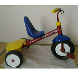 コストコ(コストコ)の【中古】子供用三輪車 RADIO  FLYER(三輪車)
