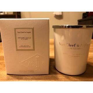 ヴァンクリーフアンドアーペル(Van Cleef & Arpels)のVan Cleef&Arpels ヴァンクリーフ &アーペル キャンドル 新品(キャンドル)
