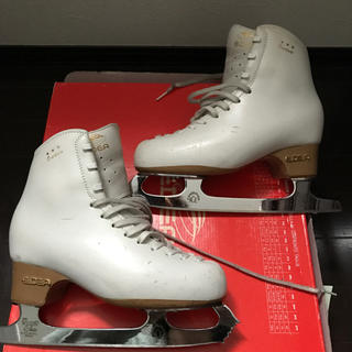EDEA スケート靴(ウインタースポーツ)