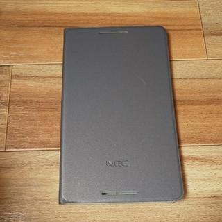 エヌイーシー(NEC)のNEC タブレットケース ケース現品のみ 未使用品(PC周辺機器)