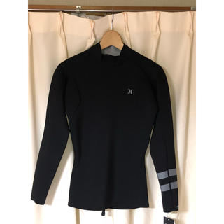 ハーレー(Hurley)の新品 Hurley ハーレー ウエットスーツ 長袖タッパー M 最終値下げ(サーフィン)