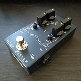 試奏程度 Darkglass Electronics Alpha Omicron(ベースエフェクター)