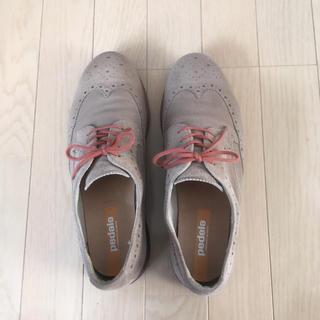 アシックス(asics)のアシックスpedalaの靴(ドレス/ビジネス)