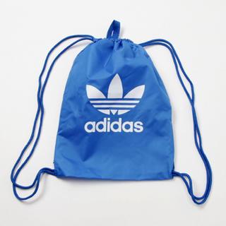 アディダス(adidas)のこどもビームス購入✴︎adidas✴︎オリジナルス トレフォイル ジム サック(リュックサック)