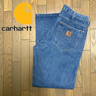 カーハート(carhartt)の【 carhartt 】デニム 希少 32インチ(デニム/ジーンズ)