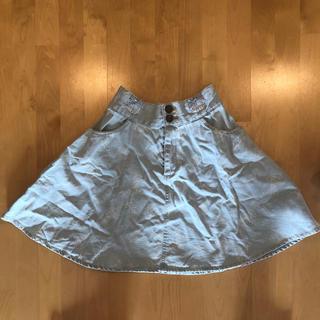 リズリサ(LIZ LISA)のリズリサ デニムミニスカート(ミニスカート)