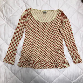 クチャ(cuccia)のドットロンT(Tシャツ(長袖/七分))