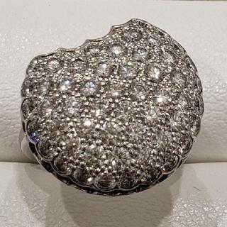 ブシュロン(BOUCHERON)のブシュロン BOUCHERON マカロン ダイヤモンド 美品 15号(リング(指輪))
