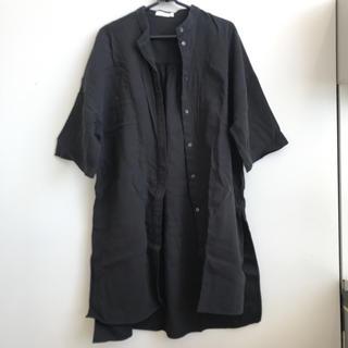 ニコアンド(niko and...)のノーカラーシャツ ニコアンド 値段交渉可(シャツ/ブラウス(長袖/七分))