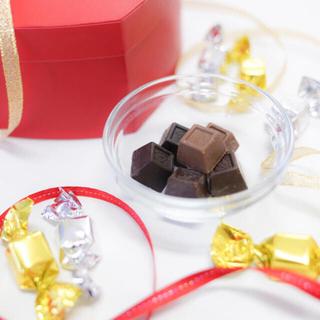 低糖質、低GIの砂糖不使用チョコレートセット(菓子/デザート)