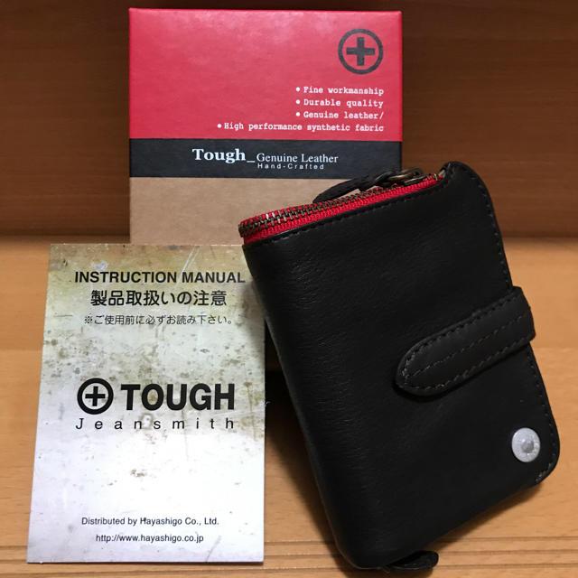 TOUGH(タフ)のタフ  tough / 2つ折り財布 未使用 メンズのファッション小物(折り財布)の商品写真