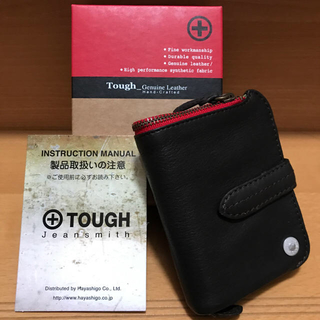 タフ(TOUGH)のタフ  tough / 2つ折り財布 未使用(折り財布)