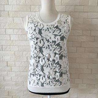 ダブルスタンダードクロージング(DOUBLE STANDARD CLOTHING)のダブスタのトップス(カットソー(半袖/袖なし))