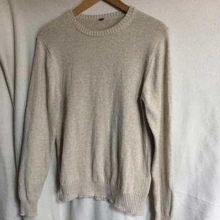 ムジルシリョウヒン(MUJI (無印良品))の無印良品(メンズS)綿100%セーター(ニット/セーター)