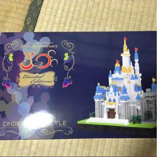 ディズニー(Disney)のディズニー シンデレラ城 ナノブロック(模型/プラモデル)