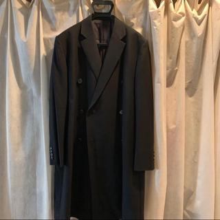 ラッドミュージシャン(LAD MUSICIAN)のlad musician スーツ素材 ロングコート(チェスターコート)