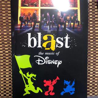ディズニー(Disney)のブラスト パンフレット(ミュージシャン)