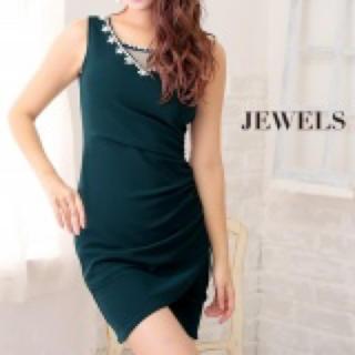 ジュエルズ(JEWELS)のJewels ジュエルズ チューリップカットワンピース Mサイズ 新品未使用(ナイトドレス)